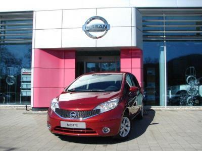 Nissan Note 1,2 ACENTA+FP+IK