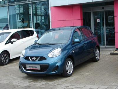 Nissan Micra 1,2 Acenta (80k)