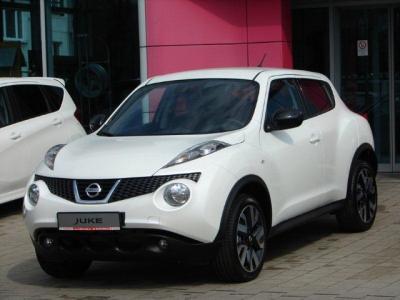 Nissan Juke 1,6l N-tek (117k)