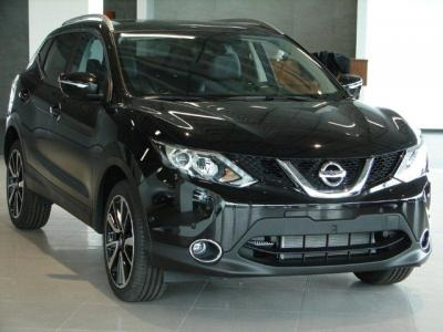 Nissan Qashqai 1,2 Tekna(115k)+TC