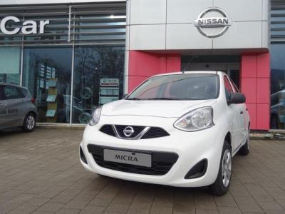 Nissan Micra VISIA 1,2 80k