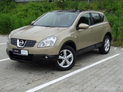 Nissan Qashqai 2.0 CDI TEKNA 4WD