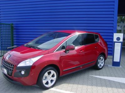 Peugeot 3008 ACTIVE 1,6 HDI