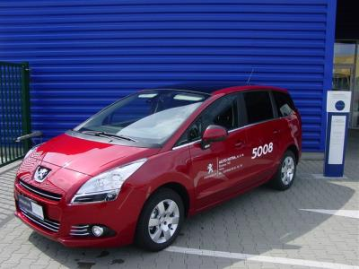 Peugeot 5008 ACTIVE 1.6HDI