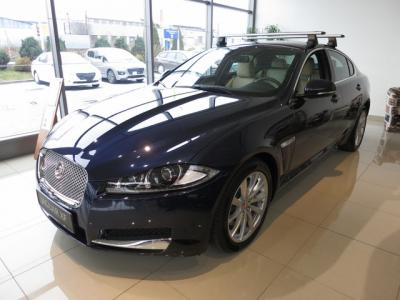 Jaguar XF 2,2D 200PS Luxury