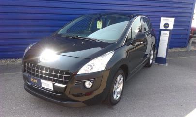 Peugeot 3008 1,6HDi Automat NAVI