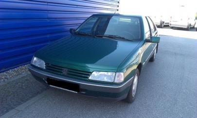 Peugeot 405 1,9 D Style