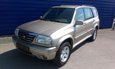 Suzuki Grand Vitara XL-7  2,7 V6