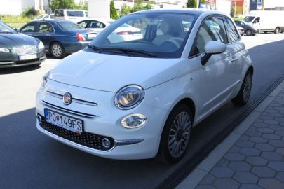 Fiat 500 1,2 8V PLUS
