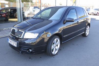Škoda Fabia 1,9 TDI RS