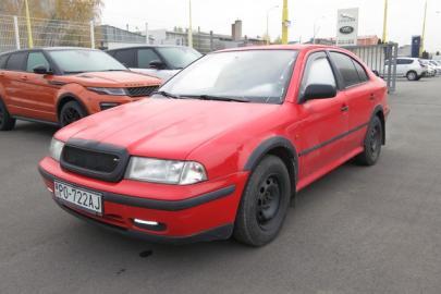 Škoda Octavia 1,6 + LPG