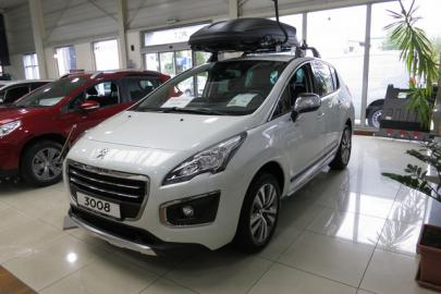 Peugeot 3008 STYLE 1.6 BlueHDi 120k AT6