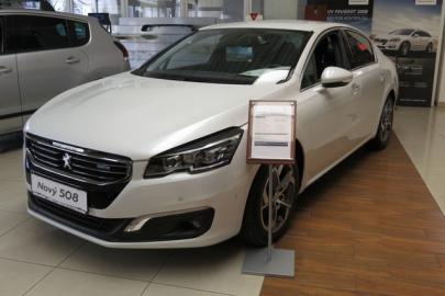Peugeot 508 Allure Business Line 2,0 HDI