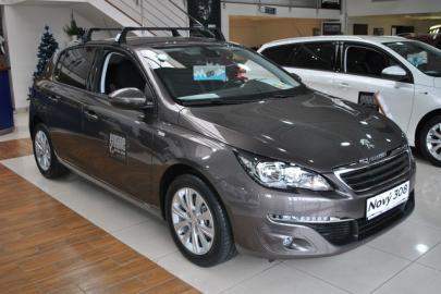 Peugeot 308 1,6 HDI STYLE