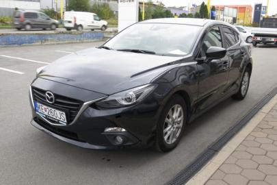 Mazda 3 2.0 Skyactiv-G Attraction