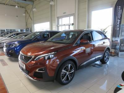Peugeot 3008 ALLURE 1,2 PureTech 130k
