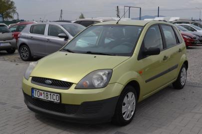 Ford Fiesta Look