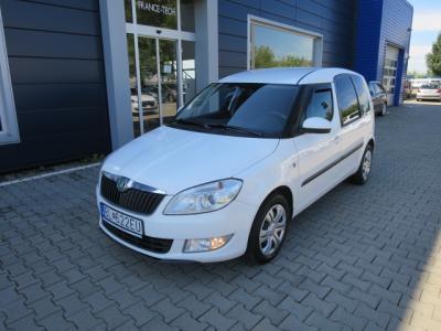 Škoda Roomster 1.6 TDi Ambition
