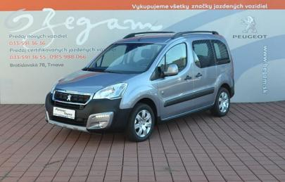 Peugeot Partner Tepee Outdoor 1,6BlueHdi 100k