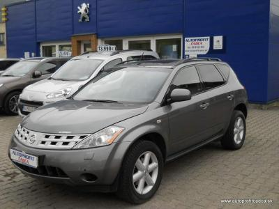 Nissan Murano 3,5 V6 172kW LPG/B