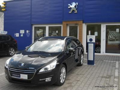 Peugeot 508 SW ALLURE 2.0HDi 103kW