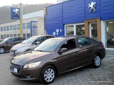 Peugeot 301 Active 1.6 HDi 68kW