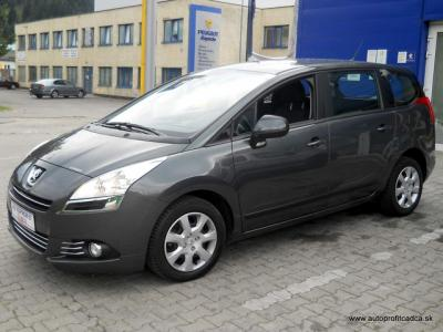Peugeot 5008 Active 1.6e-HDi 84kW