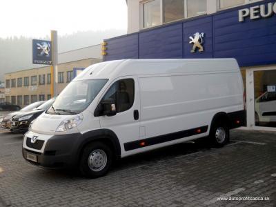 Peugeot Boxer FURGON L4H2 2.2HDi