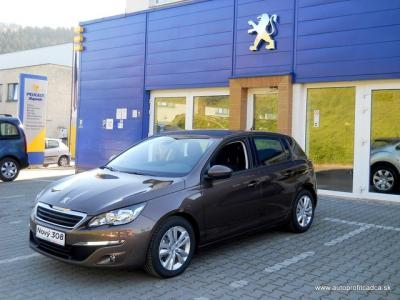 Peugeot 308 New 1.6 e-HDi 84kW