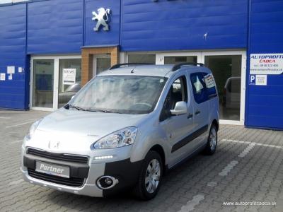 Peugeot Partner Tepee Outdoor 68kW