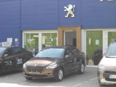 Peugeot 301 Allure 1.6HDi 68kW